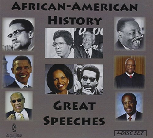 African American History: Greatest Speeches