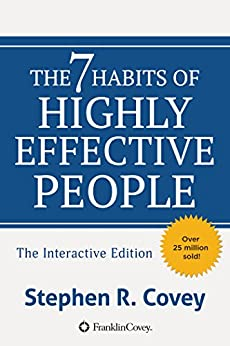 Amazon.com: The 7 Habits of Highly Effective People: Powerful ...