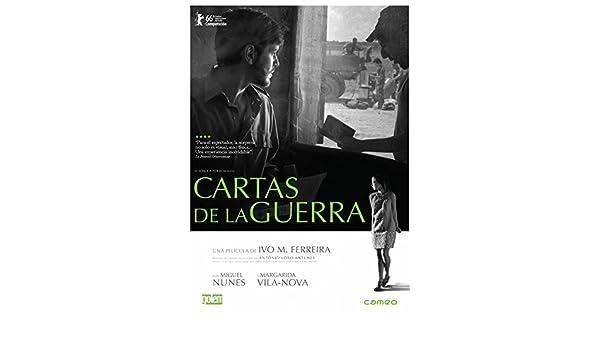 Amazon.com: Cartas de la guerra: Ivo Ferreira, Miguel Nunes ...