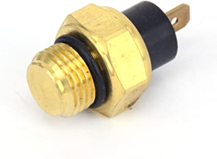 Fast Pro Termostato de ventilador de radiador con sensor de ...