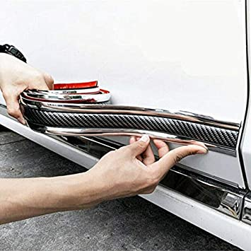 Delleu Bumper Protector,Front Bumper Lip,Can Protect Front Lip Side Skirt for Cars Trucks SUV To Protect Cars from Collision