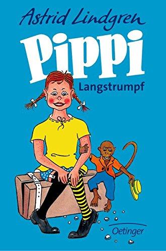 Pippi Langstrumpf Gebundenes Buch – 1. August 1986 Astrid Lindgren Walter Scharnweber Cäcilie Heinig Oetinger