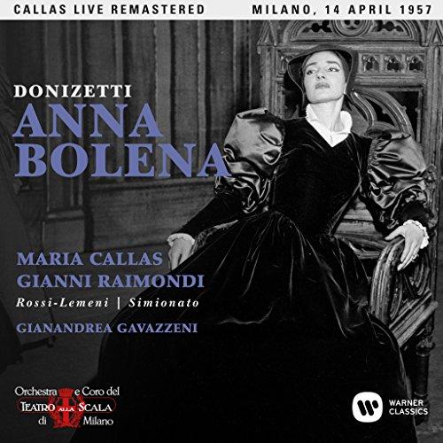 Donizetti: Anna Bolena (Milano, 14/04/1957)(2CD)