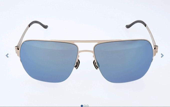 Mercedes-Benz Sonnenbrille M1035 Gafas de sol, Dorado (Gold ...