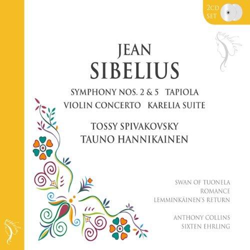 4f70d46496f6 Symphonies 2 & 5 - Violin Concerto - Tossy Spivakovsky (2013-11-14)