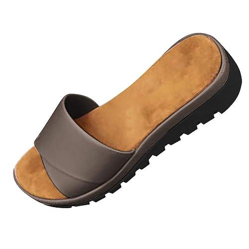 cf687c989 Auifor Sandales Femme Plates,2019 New Women Sandal Shoes La Mode des ...