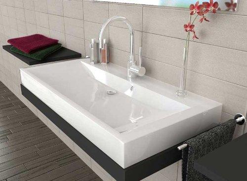 Großes Waschbecken Bad