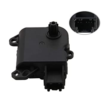 Heater Blend Door Actuator Fits Ford Expedition Lincoln Navigator 2010 2017 Ford F 150 2009 2014 Air Door Motor Replace DL3Z19E616A YH1933 604 252