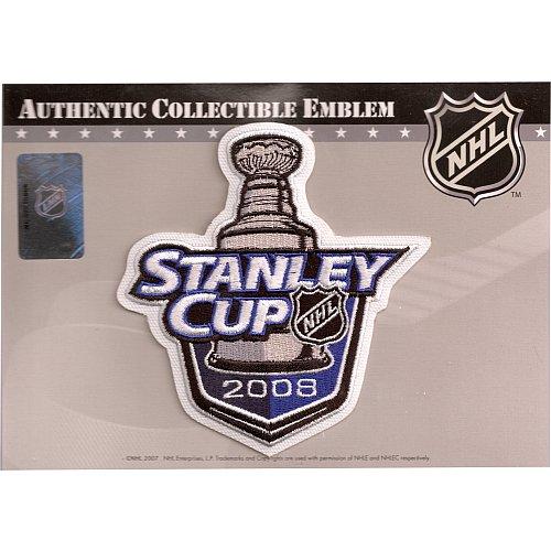 - National Emblem NHL 2008 Stanley Cup Playoffs Collectible Emblem