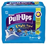 Health & Personal Care : Pull-Ups Night-time Training Pants, Size 3T-4T, Boy, 46 Count (Pack of 2)