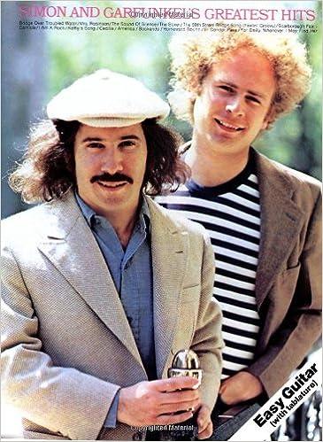 Guitar Play-Along Simon /& Garfunkel Learn Play Cecilia Folk TAB Music Book /& CD