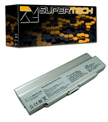 Click to buy Battery Sony VAIO VGN-NR295N/S - 9 Cell, 6600mah (Silver) - From only $70.95
