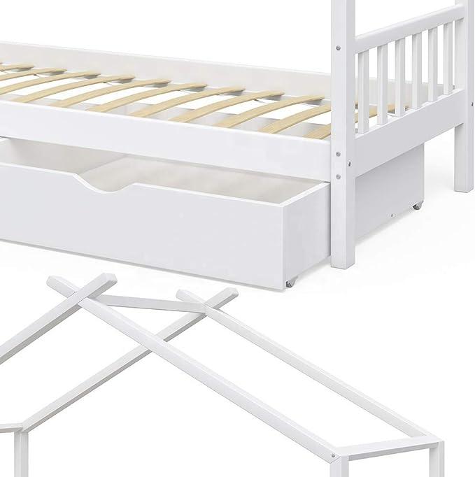 Babify Homy - Cama Infantil - Cama para niños 200 x 90 cm ...