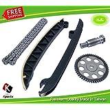 Timing Chain Kit Fit VW CADDY III ,Golf Plus ,Jetta, Audi A1 A3 ,Skoda Fabia Yeti , SEAT ALTEA 1.2L TSI 2009-2013