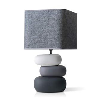 Lampara de mesa Lámpara de mesa Dormitorio Mesita de noche ...