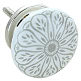 Success III Ceramic Door Knob Vintage Shabby Chic Cupboard Drawer Pull Handles