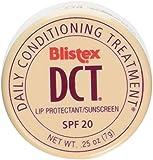 Blistex DCT Jars, SPF 20 (Pack of 6)