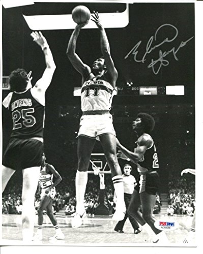 Elvin Hayes Signed Photo 8x10 Autographed Bullets PSA/DNA AD93280 (Hayes Photo Signed)
