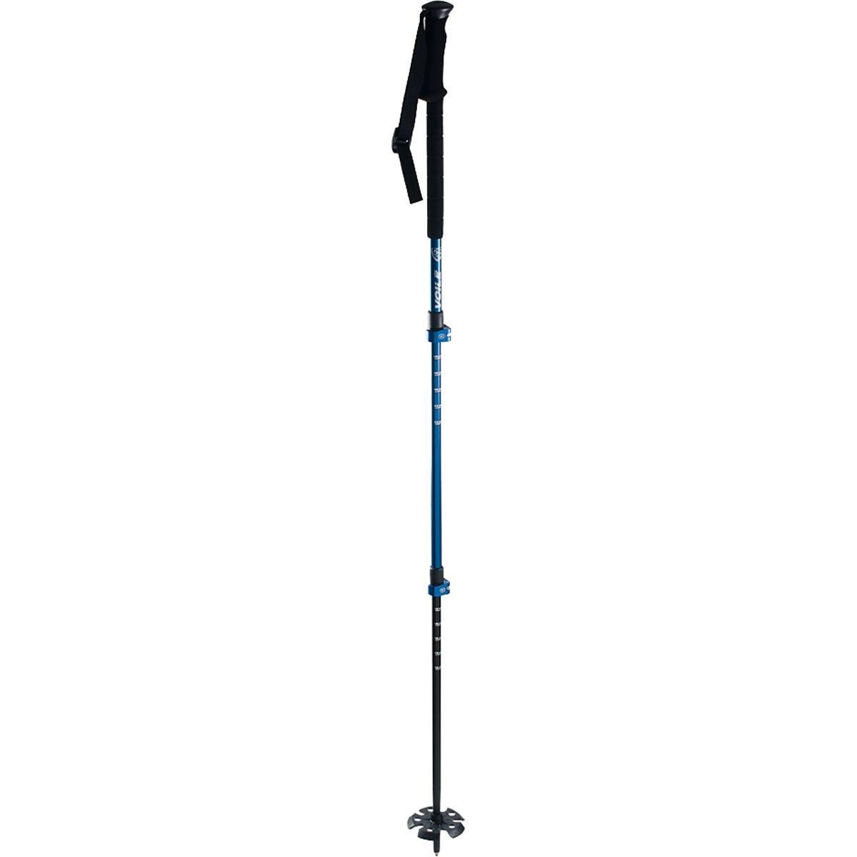 Voile CamLock 3-Part Poles 3-Part, 65cm to 135cm by Voile