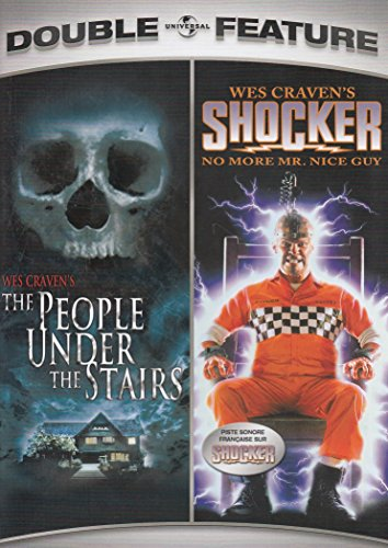 The People Under the Stairs / Shocker Double Feature