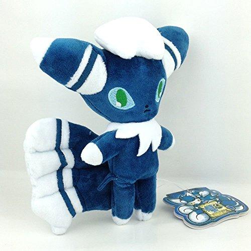 "Xy Meowstic Male Pokemon 6"" Anime Animal Stuffed Plush Plushies Doll Toys"