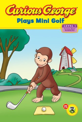 Curious George, Level 1 Reader Lot, (The Kite, the Boat Show, Roller Coaster, Pinata Party, Plays Mini Golf, the Dog Show) PDF