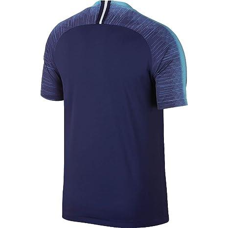 67b549e2631 Amazon.com  NIKE Tottenham Away Men s Soccer Jersey 2018-19  Clothing