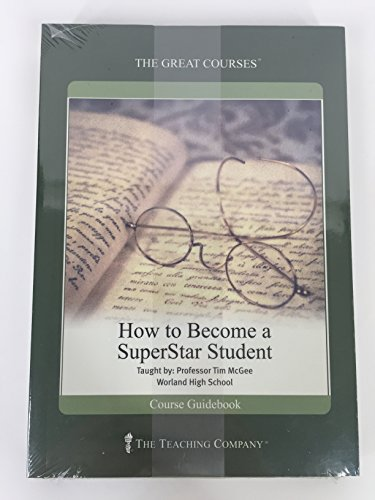 How to Become a SuperStar Student (The Great Courses Literature & English Language)