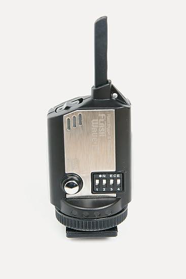 Nuevo Smdv flashwave 4 de Radio Inalámbrica de Flash Esclavo Disparador Shutter Release Kit