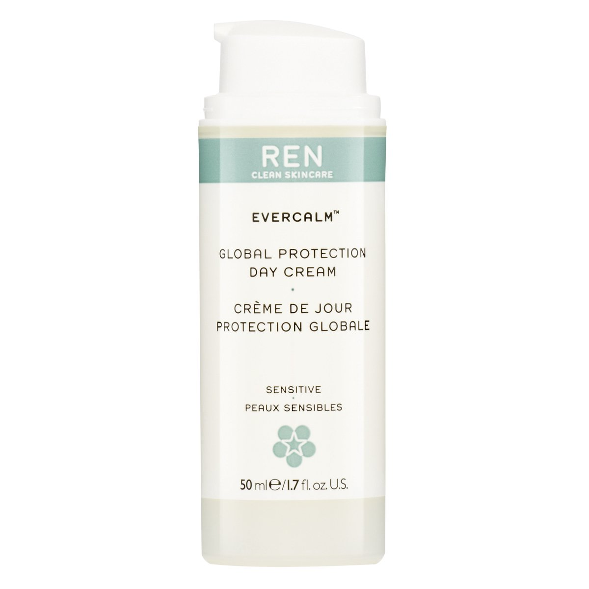 Ren Clean Skincare evercalm global protection day cream, 50ml U-SC-3674 28003706