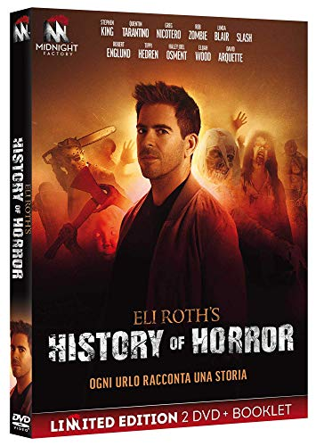 Eli Roth'S History Of Horror (2 Dvd) (Collectors Edition) (2 DVD)