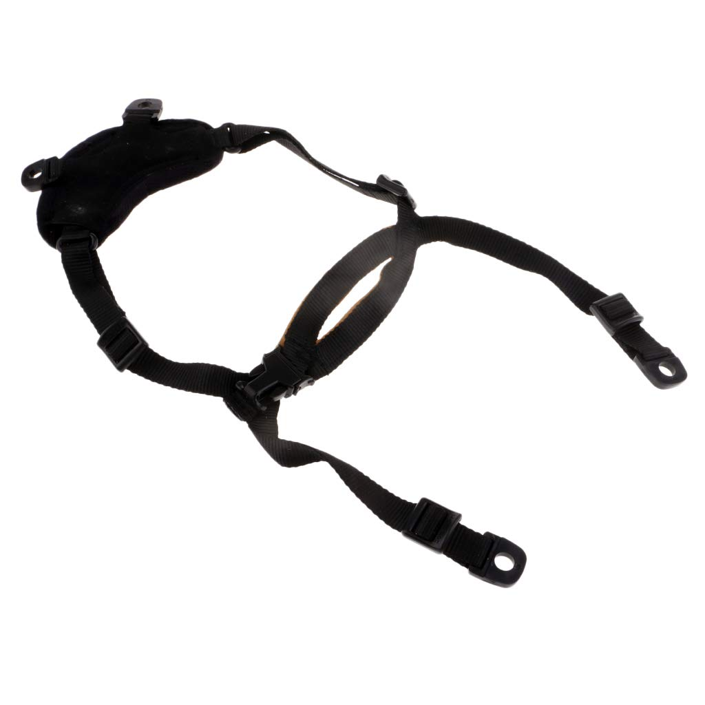 Flameer Helmet Chin Strap with Screws for Fast/MICH/ACH/IBH Helmets