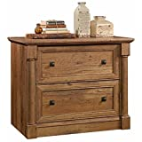 Pemberly Row 2 Drawer Lateral File Cabinet in Vintage Oak