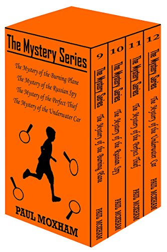 The Mystery Series Collection (Short Stories 9-12) by [Moxham, Paul]