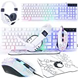 Gaming Keyboard and Mouse and Gaming Headset