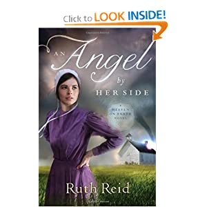 An Angel Her Side (A Heaven On Earth Novel)