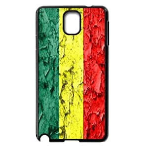Personalized Samsung Galaxy Note 3 N9000 Cover Case, Usa Vintage Flags quote DIY Cell Phone Case