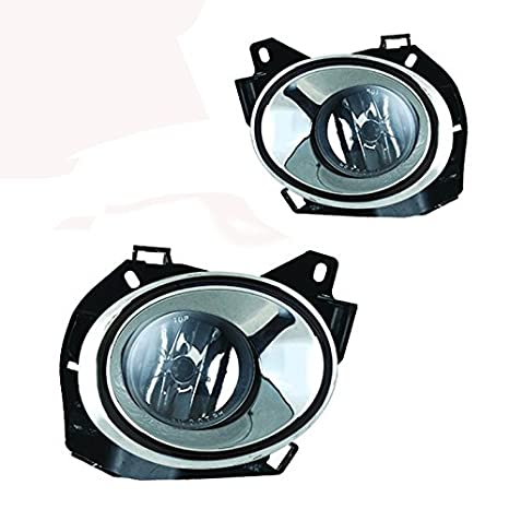 amazon com for nissan pathfinder 13 15 fog light lamp kit with rh amazon com