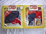 Bobbsey Twins Doll Clothes (Vintage): Out West Set for Freddie and Flossie