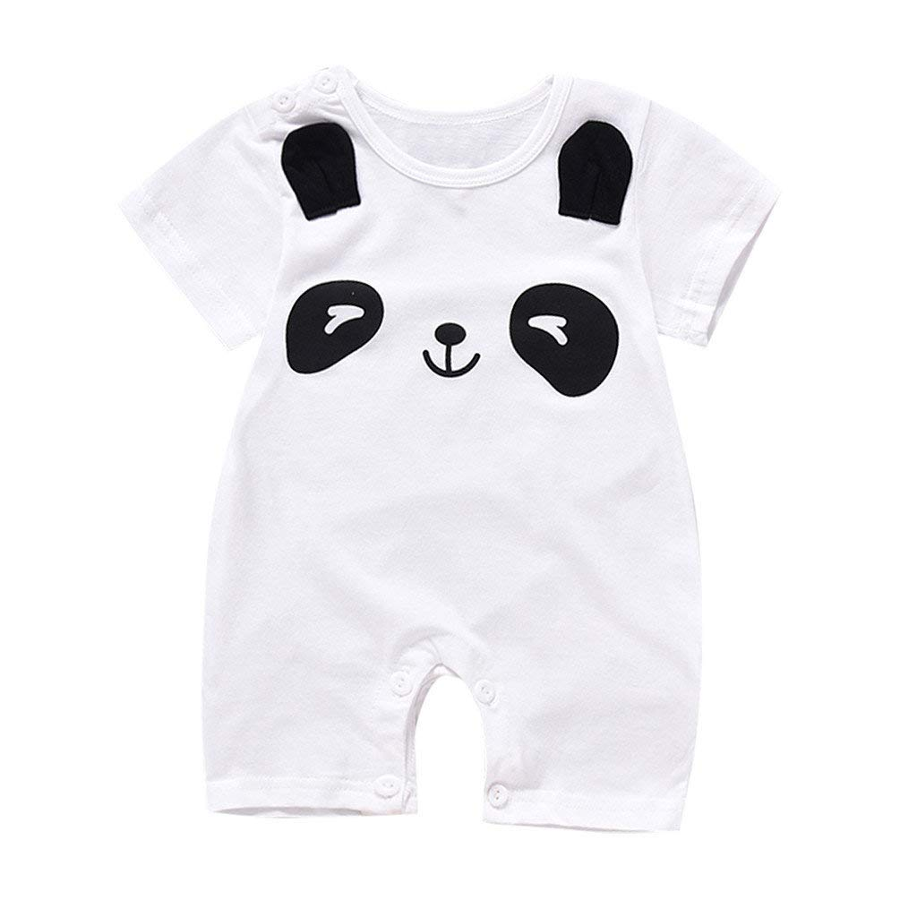 a0ce91bf7a7a Body Bebe Manga Corta Pijamas Bebe Verano Traje Recien Nacido Niño POLP  Regaños para Bebes Originales Bebe Monos Mameluco Niño Bodies Fotografia  Bebe