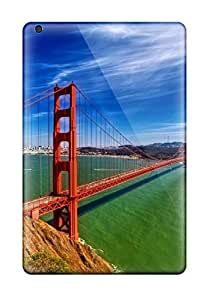 Hot Design High Quality Golden Gate Bridge Cover Case With Excellent Style For Ipad Mini 2