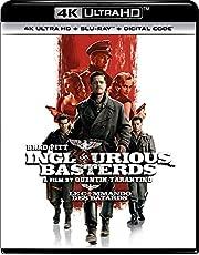 Inglourious Basterds - 4K Ultra HD + Blu-ray + Digital