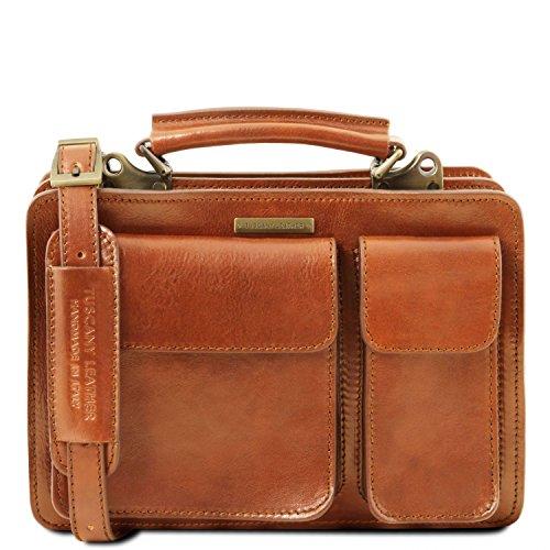cuir Tania Miel Tuscany à Sac Leather main Miel en xYwOqAnwZ