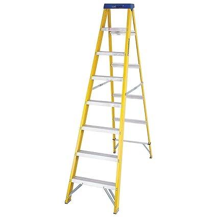 7 Tread Catwalk Fibreglass Step Ladder