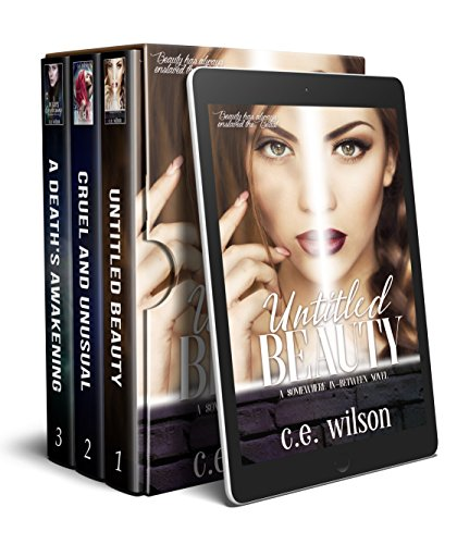 Somewhere In-Between Books 1-3: Season One Dystopian/Paranormal Romance Box Set by [Wilson, C.E.]