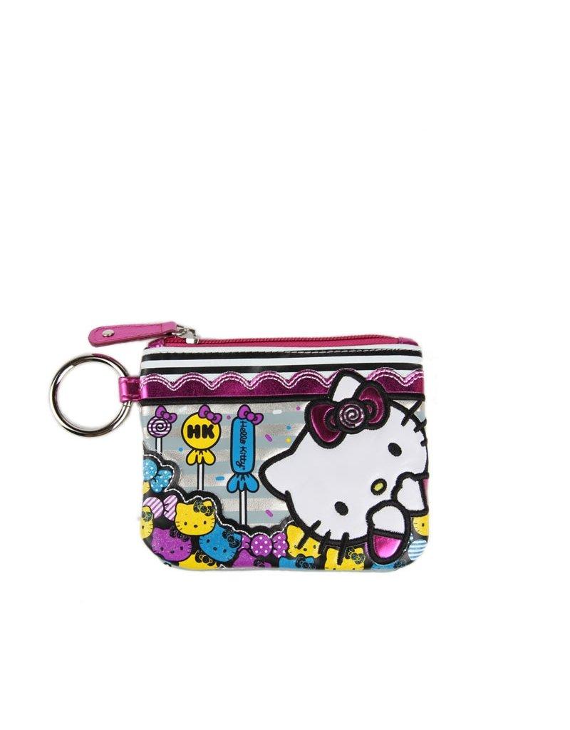 Münze Beutel – Hello Kitty – New Sanrio Katze Süßigkeiten Wallet Lizenzprodukt sancb0268