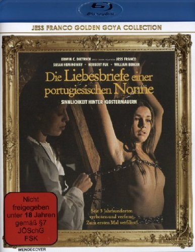 (Love Letters Of The Portuguese Nun (1977) ( Die Liebesbriefe einer portugiesischen Nonne ) ( Love Letters From a Portuguese Nun ) [ Blu-Ray, Reg.A/B/C Import - Germany ])