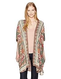 Angie Paisley Kimono - Kimono para Mujer