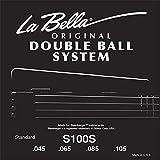 LaBella S100S Label Steinbgr Bass Set St