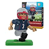 NFL New England Patriots Gen4 Limited Edition Stephen Gostkowski Mini Figure, Small, White